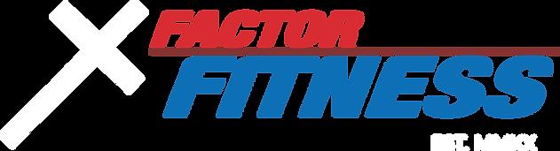 X Factor Fitness Logo