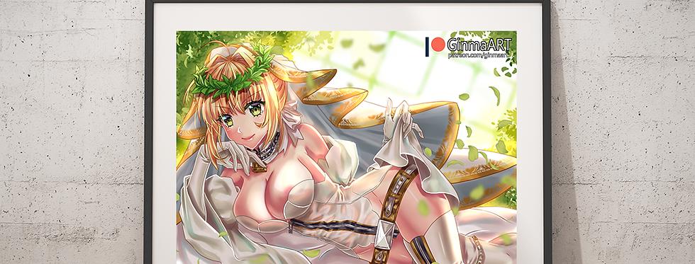 Bride Nero Poster