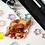Thumbnail: Shiney Flareon Keychain