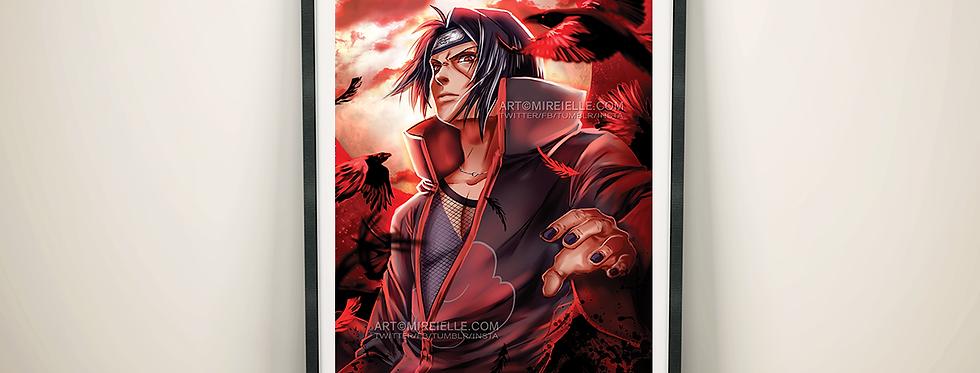 Poster Print Fan art Anime Gifts Gamer Gift Wall scroll