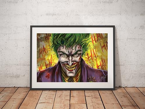 Joker Fanart Poster