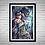 Thumbnail: Gamer Gift Anime Poster