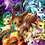 Thumbnail: Eeveelutions Wall Scroll