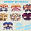 Thumbnail: Fate grand order keychains