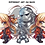 Thumbnail: Elric Brothers Keychain