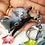 Thumbnail: Umbreon Acrylic Keychain