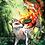 Thumbnail: Wallscroll Okami Amaterasu Poster Print Fanart Wall Art Videogame