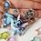 Thumbnail: Shiney Vaporeon Keychain