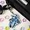 Thumbnail: Glaceon Keychain