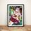 Thumbnail: Kitsune Fox Poster