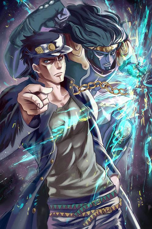 Gamer Gift Anime Poster
