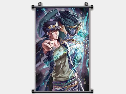 Anime Fanart Wall Scroll