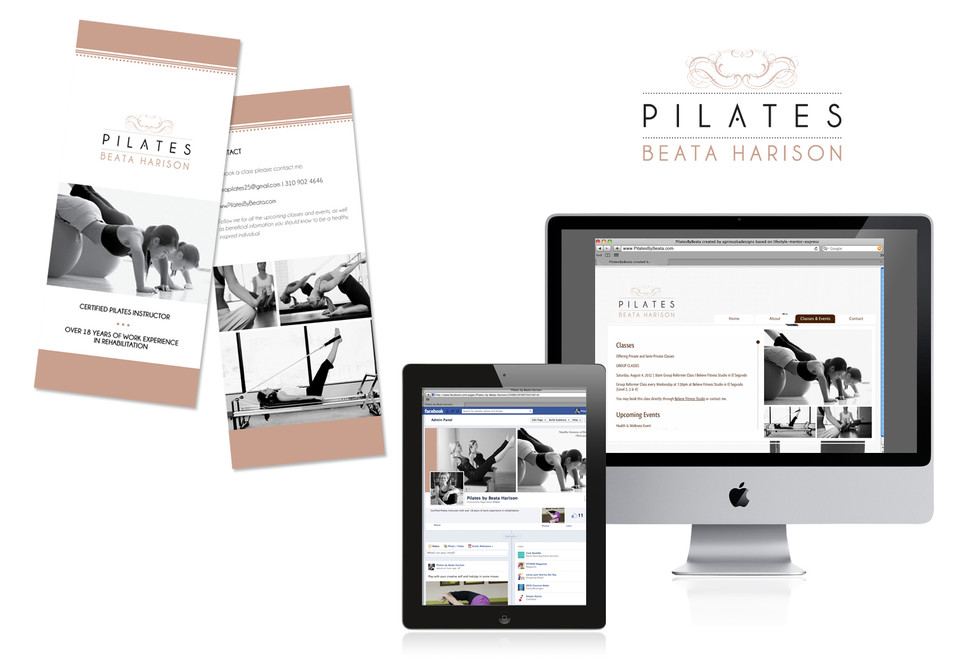 Pilates by Beata Harison