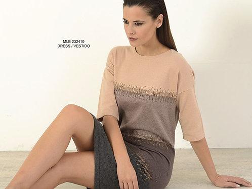 Knit style dress