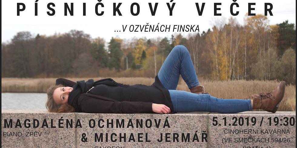 """Koncertíček """"V ozvěnách Finska"""" (1)"""