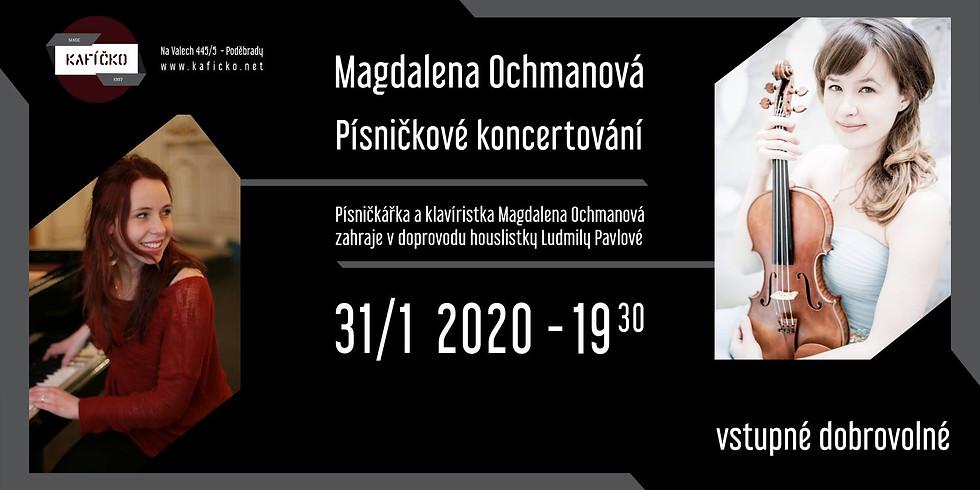 Písničkové koncertování - Poděbrady
