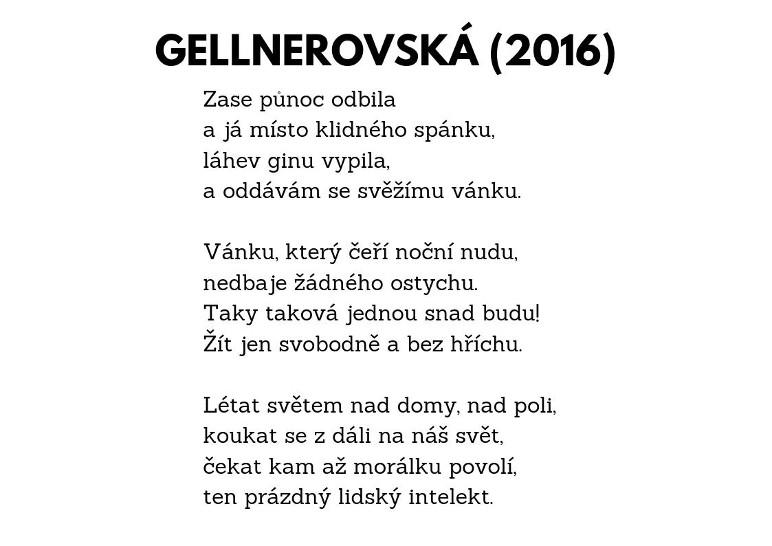 Gellnerovská