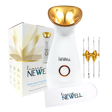 Living Newell - packaging, tools, headba