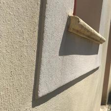 Chaux façade