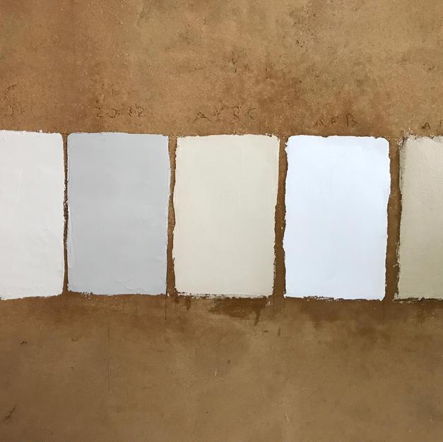 OTRA - échantillons d'argile