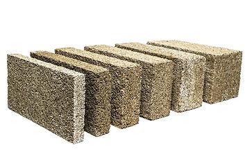 IsoHemp - Blocs de chanvre - Gamme blocs