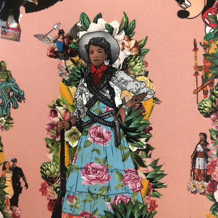 Lolita Jones: inspiración mexicana y tragos de autor