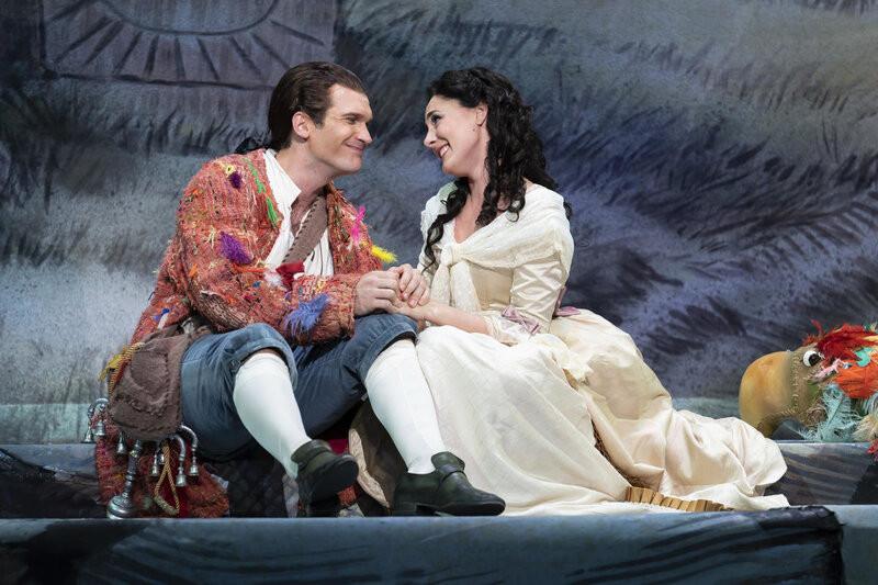 Die Zauberflöte (Pamina) | Washington National Opera, 2019