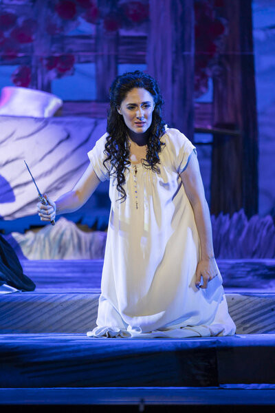 Pamina, Washington National Opera 2019