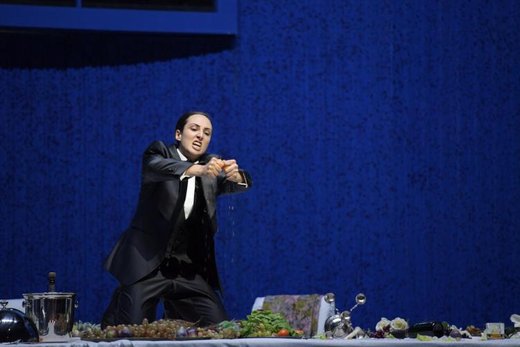 Handel Xerxes   Oper Frankfurt, 2020