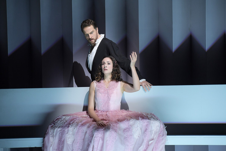 Purcell Dido & Aeneas   Oper Frankfurt 2017