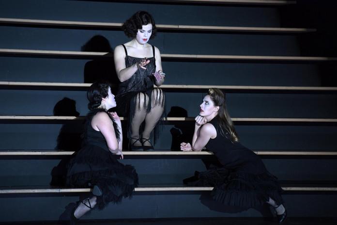 Carmen (Frasquita)   Oper Frankfurt 2019