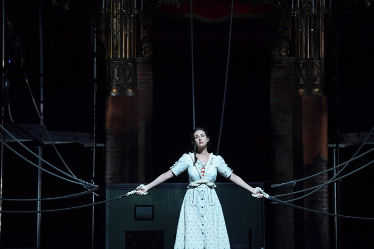 Berlioz La Damnation de Faust   Oper Frankfurt 2019