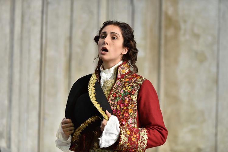 Mozart Le nozze di Figaro   Opera Philadelphia 2017