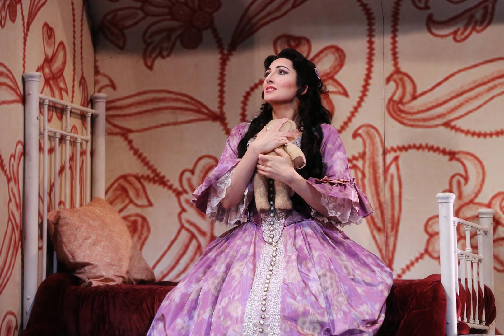 Rossini The Barber of Seville | NC Opera 2016