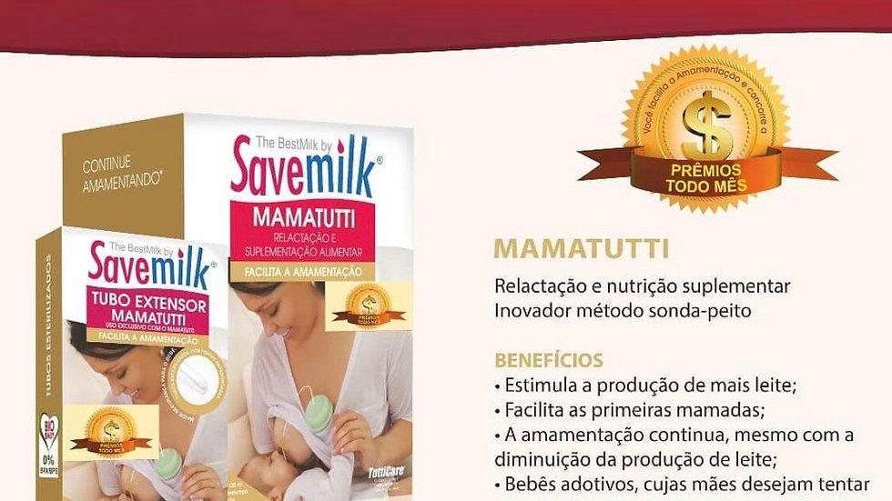 Kit de relactação MamaTutti