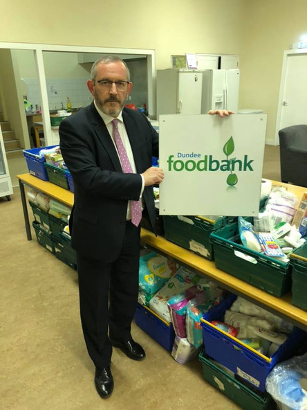 Tories finally admit link between Universal Credit and Foodbank use