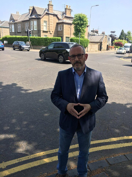 STEWART HOSIE MP WELCOMES COUNCIL RESPONSE OVER FORFAR ROAD TRAFFIC PROBLEMS