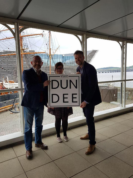 MP WELCOMES INCREASE IN GLOBAL INTEREST IN DUNDEE