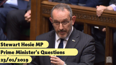Prime Minister's Questions 23/01/2019