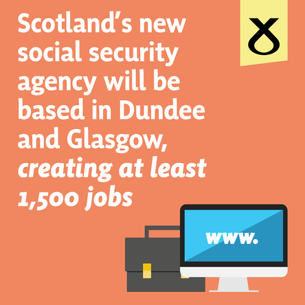 Social Security Agency in Dundee