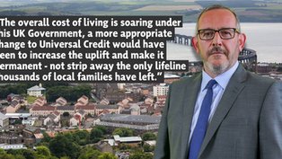 THOUSANDS OF LOCAL FAMILIES HIT BY BENEFITS CUT