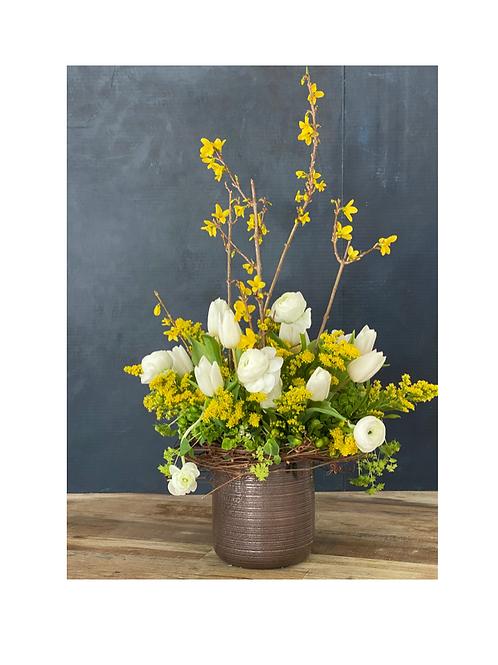 "Grapevine ""nesting flowers"" 3/14, 1-2:15"