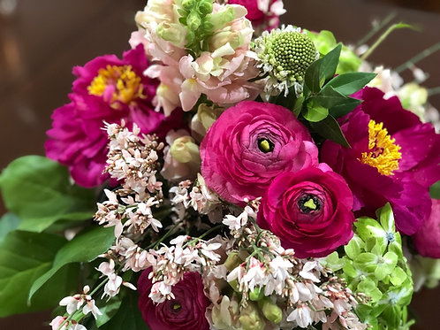 Flowers for Me! Galentines Arrangement