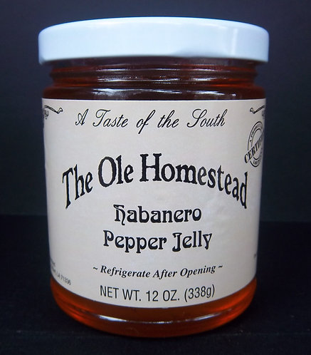 Ole Homestead Habanero Pepper Jelly