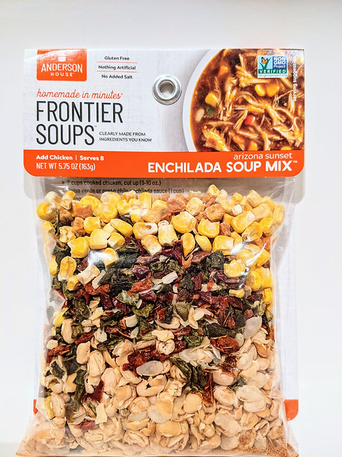 """""""30 minute"""" Enchilada Soup Mix"""