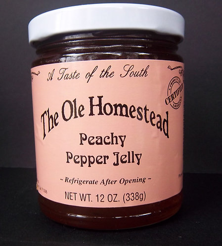 Ole Homestead Peachy Pepper Jelly