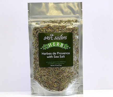 Herbs De Provence Blend by Salt Sister 2.2oz.