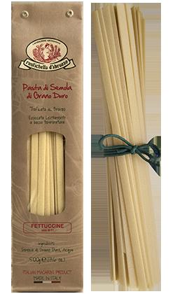 Fettuccini Pasta by Rustichella d'Abruzzo