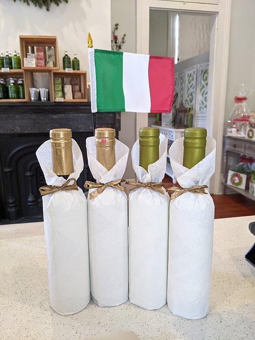 Italian 4 Bottle Set 200ml