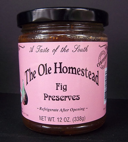 Ole Homestead Fig Preserves